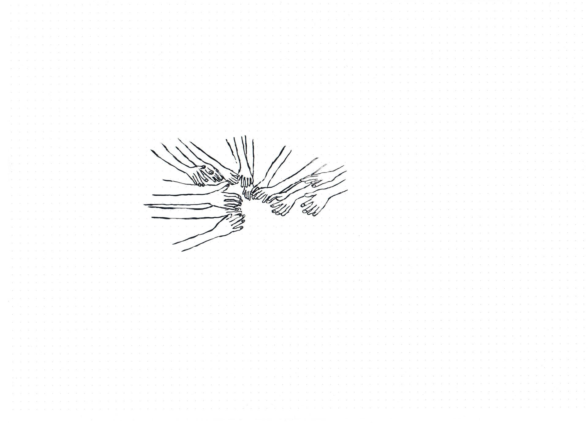 Anita Groener - citizen drawings