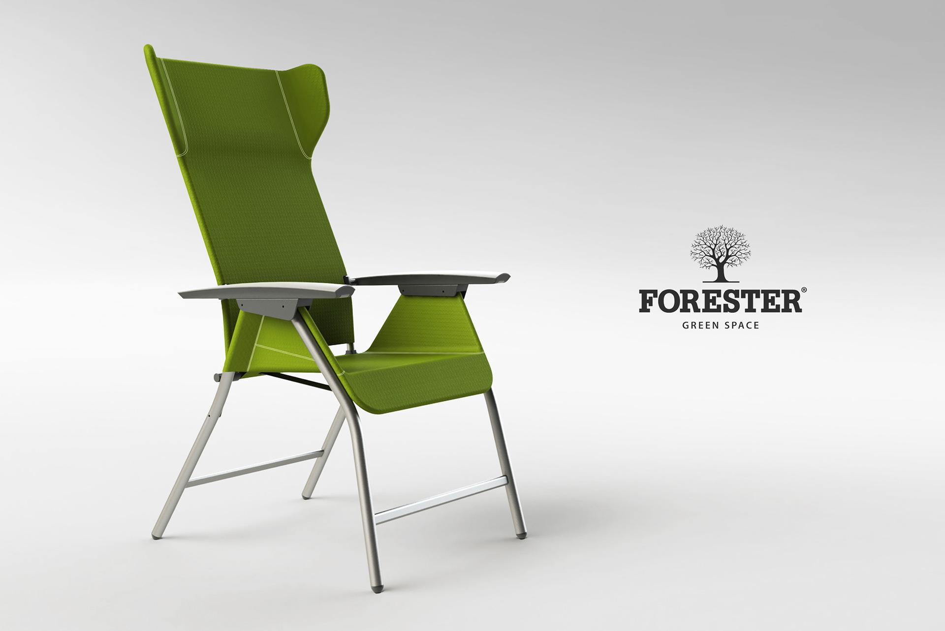 Igor Lobanov Design Portfolio Outdoor Folding Chair