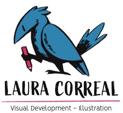 Laura Correal Illustration