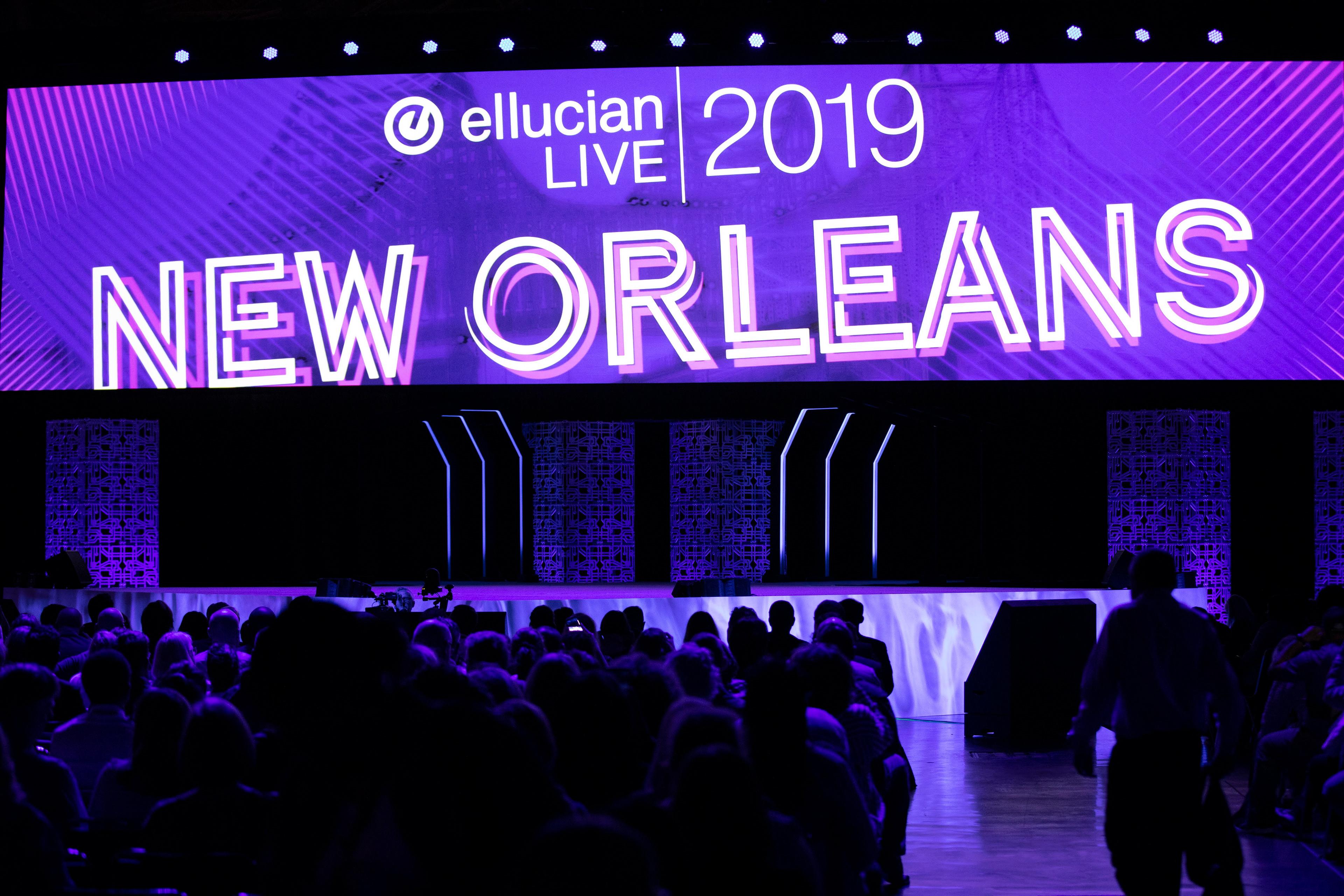 Brent Morris - Ellucian Live 2019
