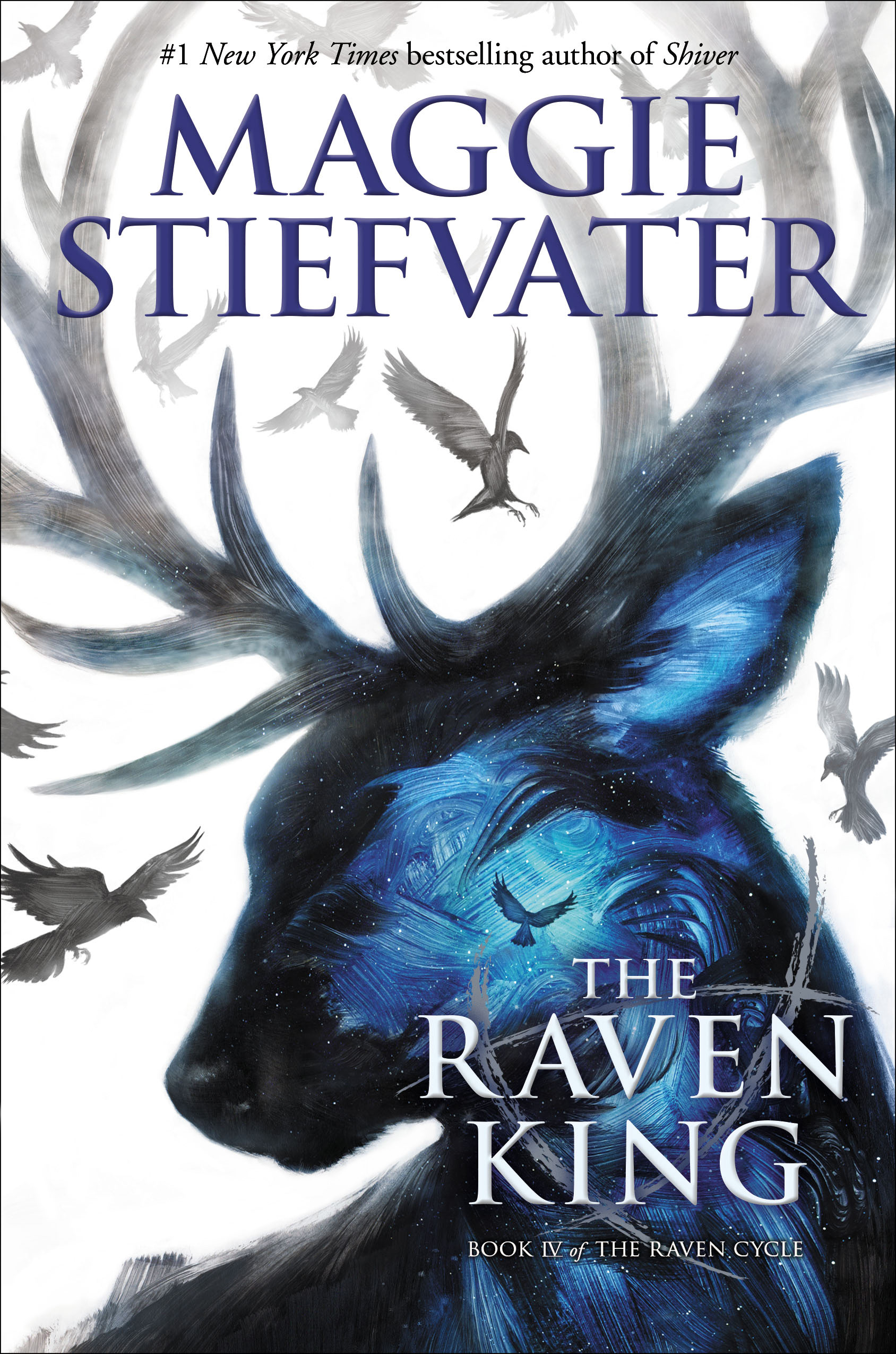 Image result for the raven king cover