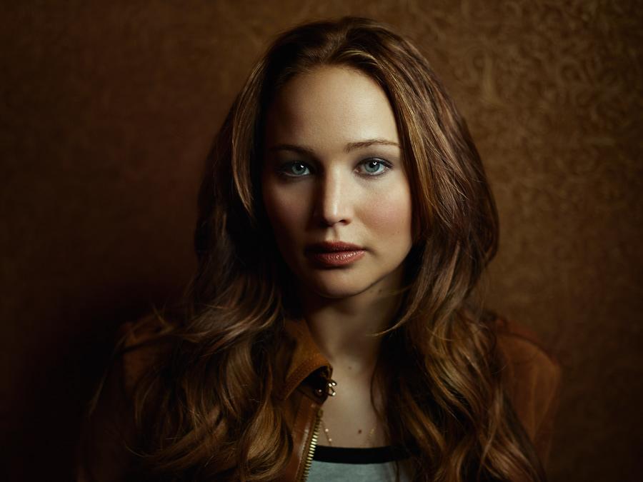 Nick Leadlay Retoucher Actress Jennifer Lawrence