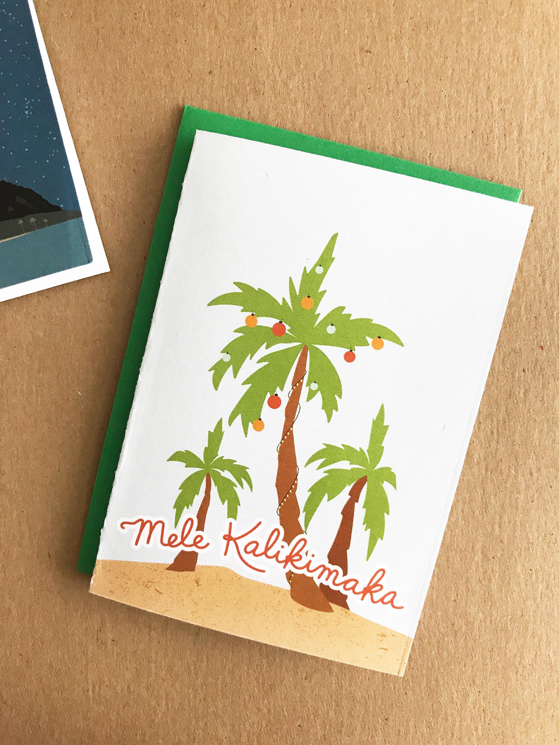 Anuhea Chen - HAWAII CHRISTMAS CARDS