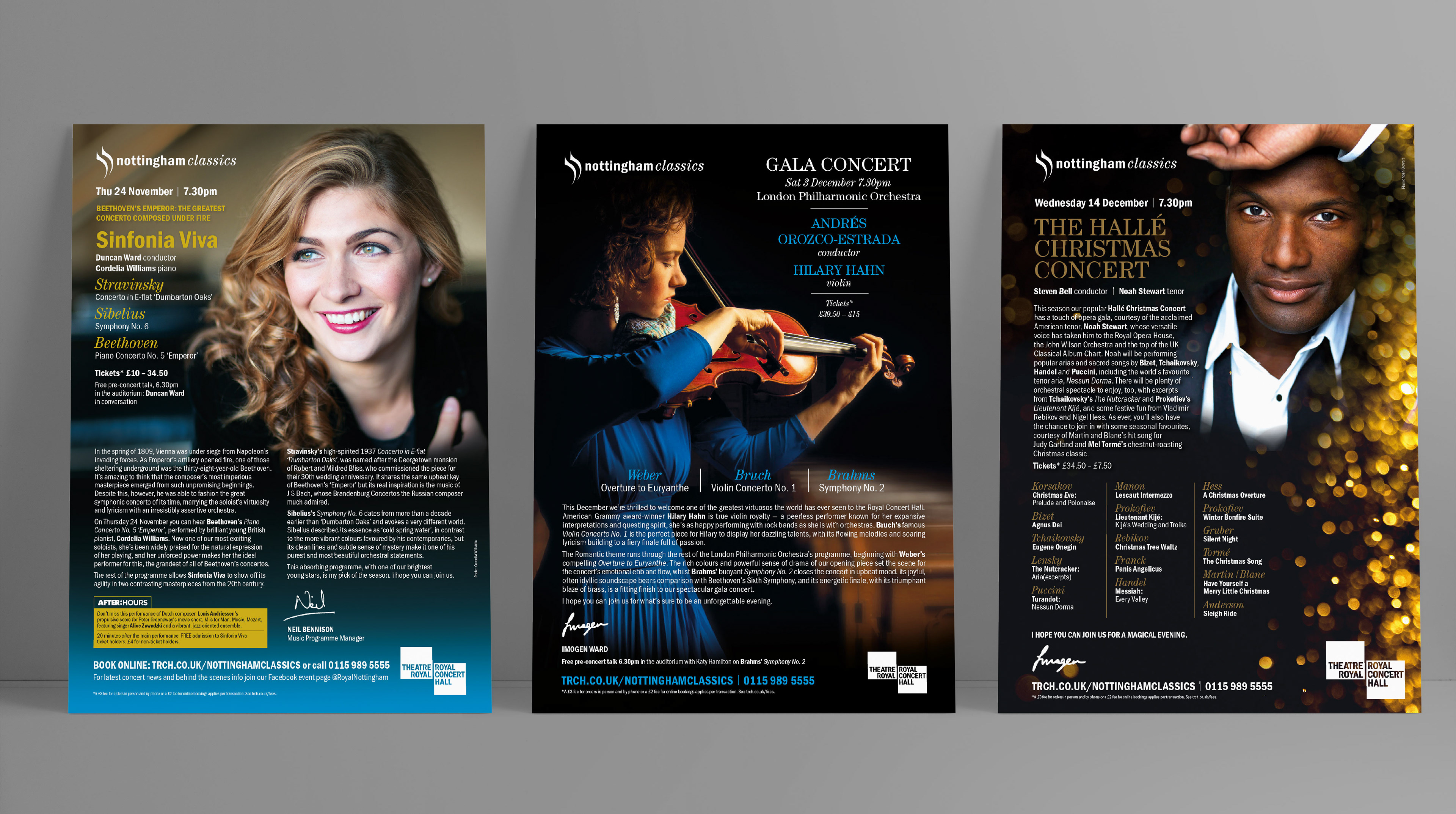 Poster design nottingham -  Posters And Outdoor Advertising Design In And Around Nottingham I Enjoy Conceptualising Designs To Enliven The Interpretation Of Classical Music