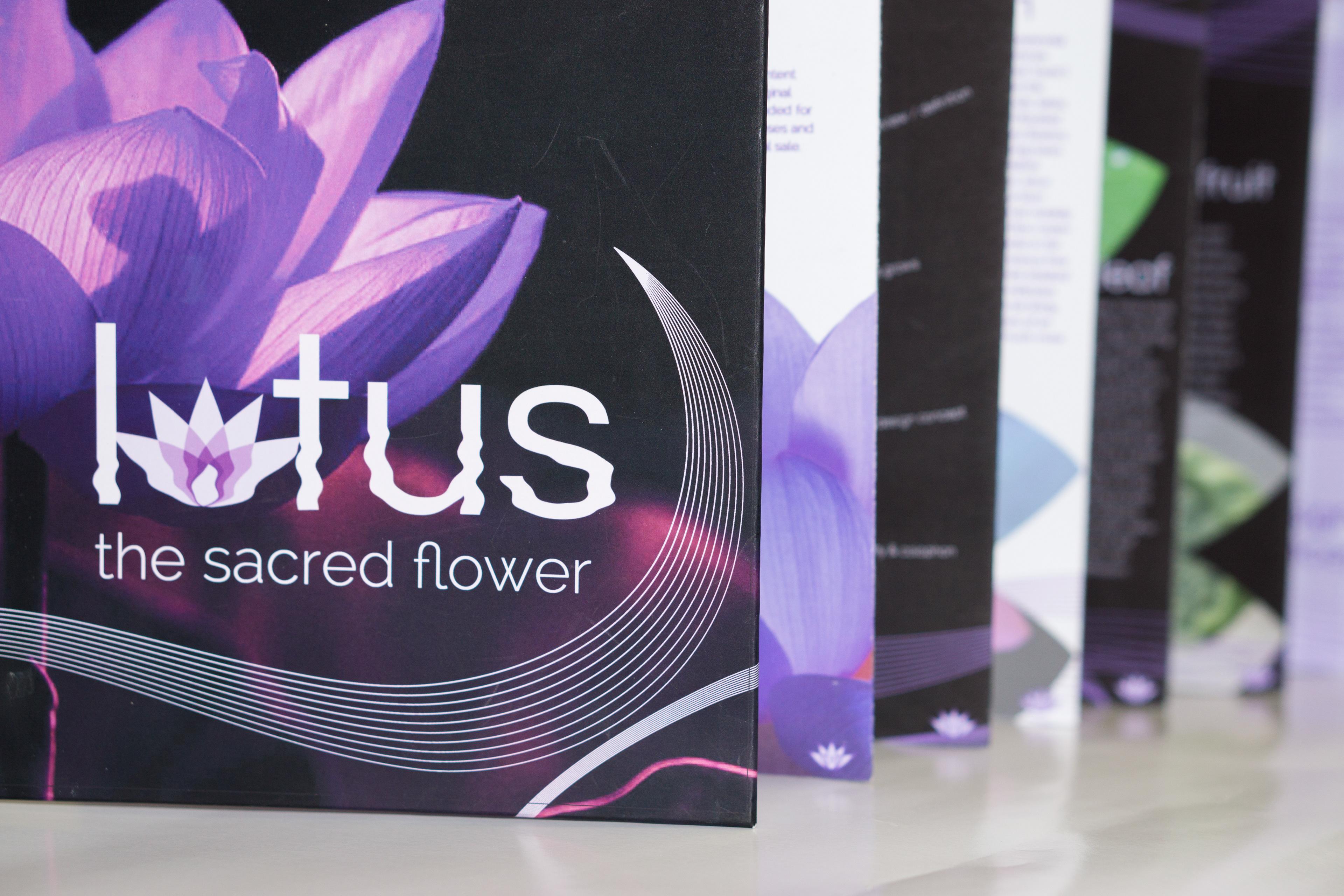 Linh Nguyen Lotus Flower Book